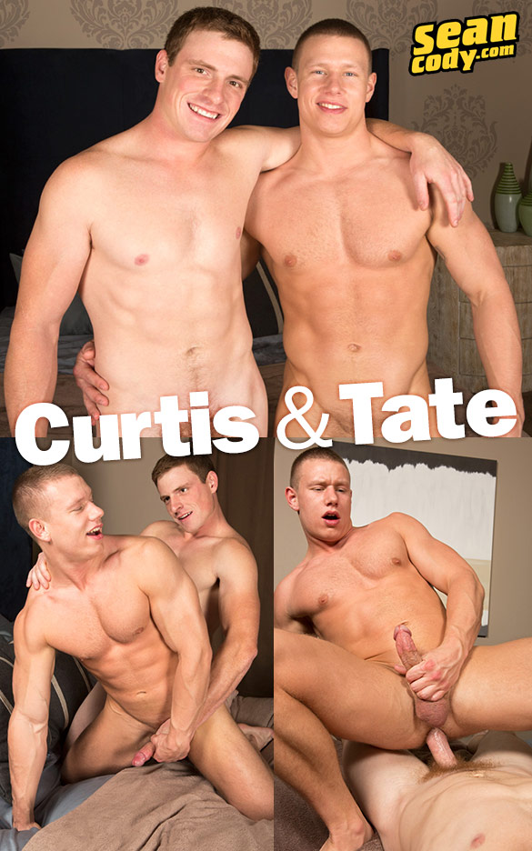 Sean Cody: Curtis barebacks Tate