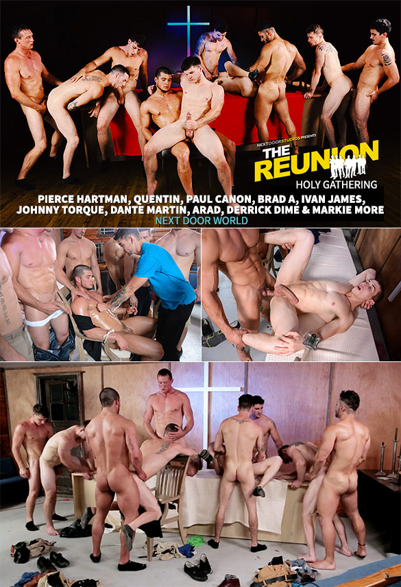 Next Door Studios: The Reunion - Holy Gathering