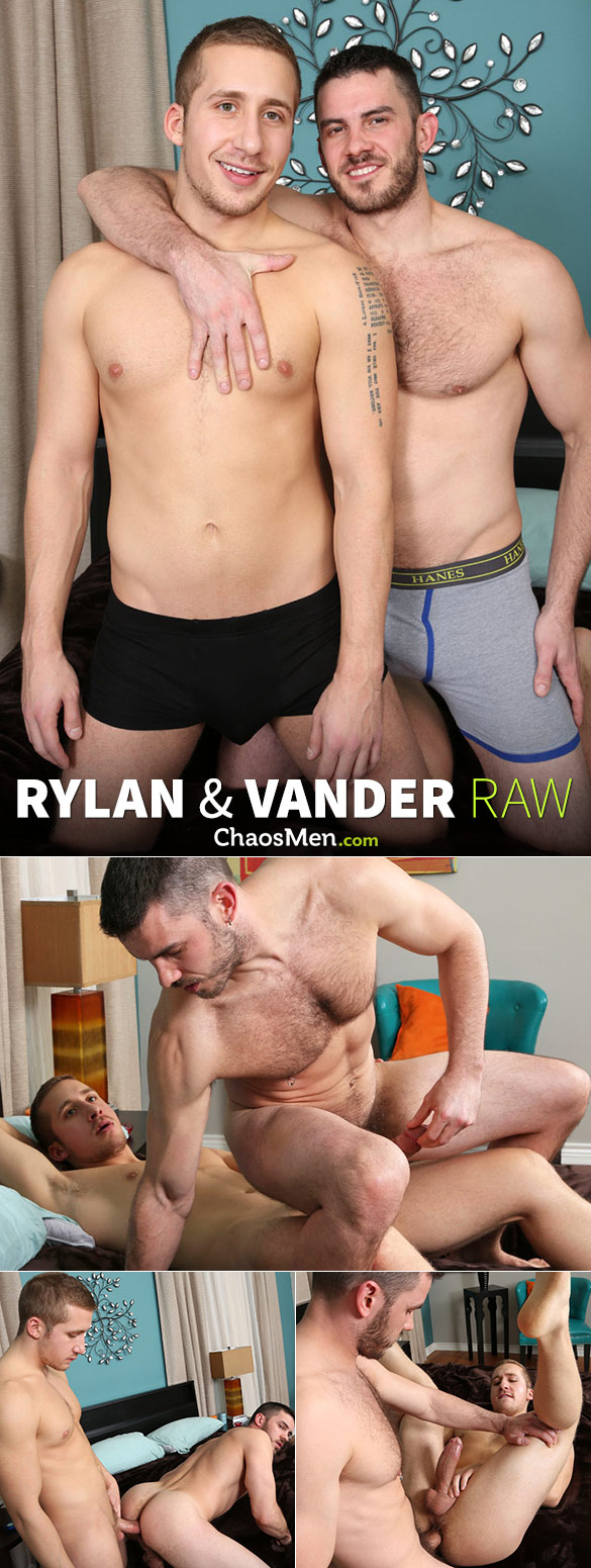 ChaosMen: Vander and Rylan breed each other