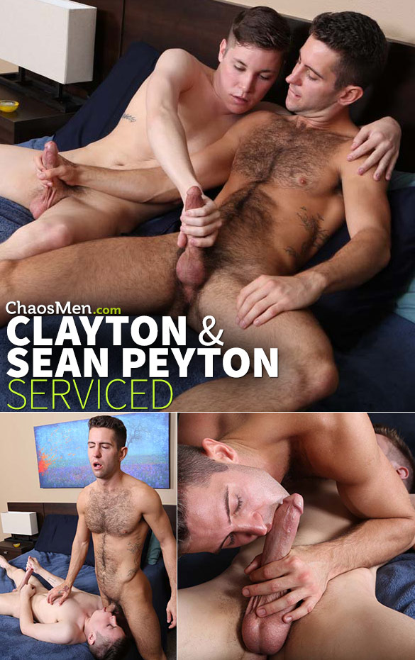 ChaosMen: Clayton and Sean Peyton blow each other