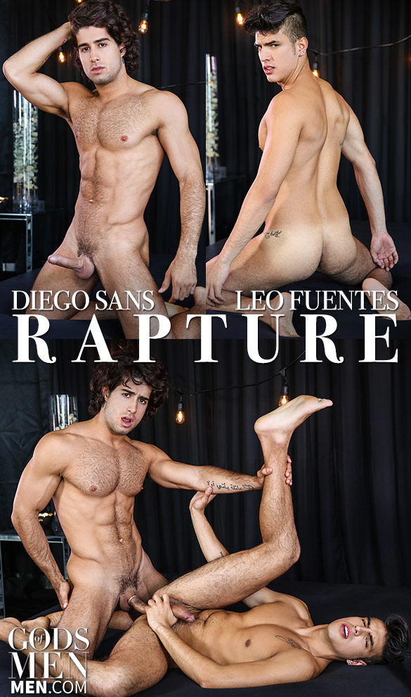 "Men.com: Diego Sans fucks Leo Fuentes in ""Rapture"""