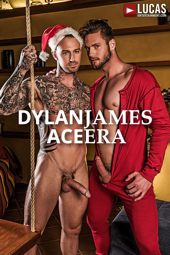 Lucas Entertainment: Dylan James comes down Ace Era's chimney this Christmas