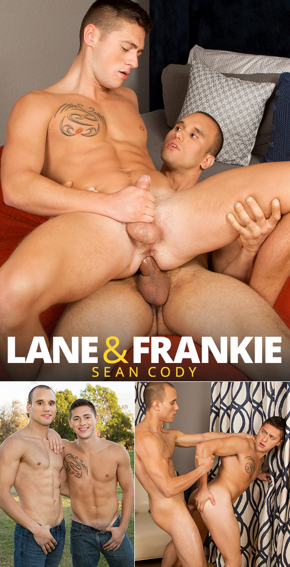Sean Cody: Frankie bangs Lane raw