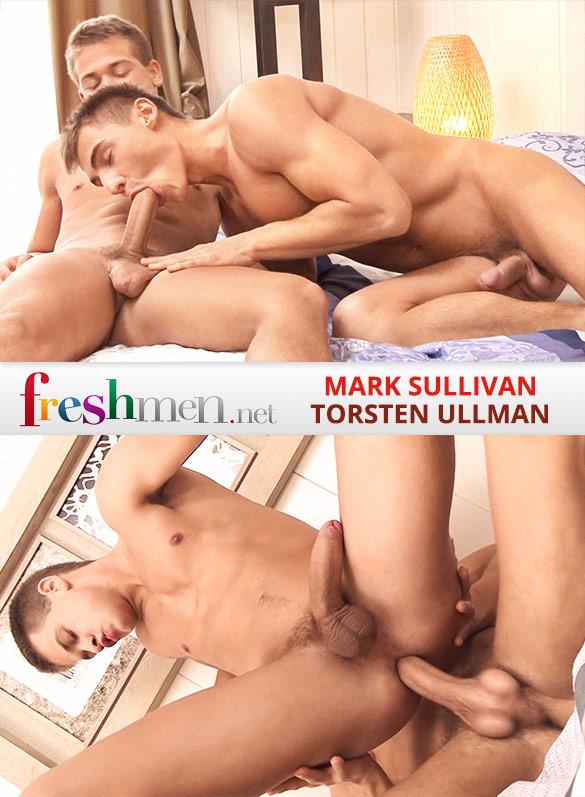 Freshmen.net: Torsten Ullman barebacks Mark Sullivan