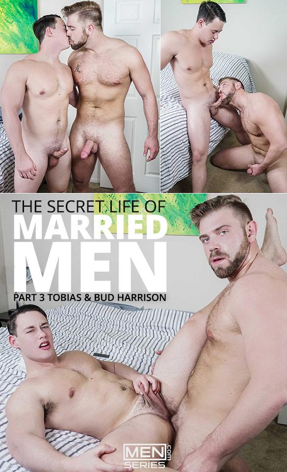 "Men.com: Bud Harrison fucks Tobias in ""The Secret Life of Married Men, Part 3"""