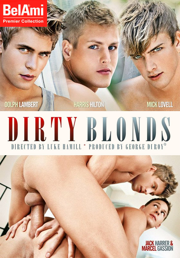 "NakedSword: BelAmi's ""Dirty Blonds"""