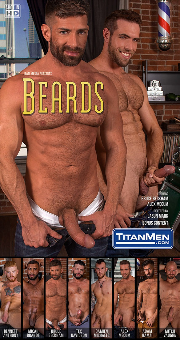 "TitanMen: ""Beards"""