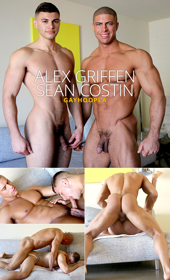 GayHoopla: Sean Costin bangs Alex Griffen
