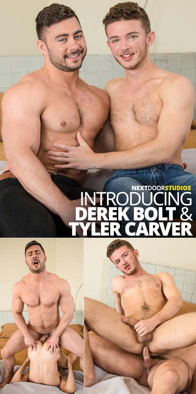 Next Door Studios: Derek Bolt fucks Tyler Carver
