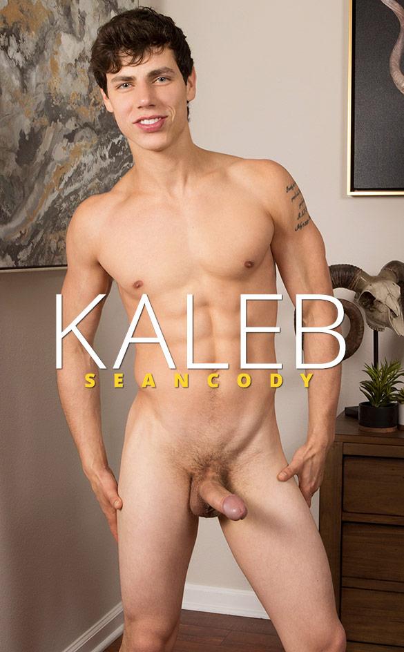 Sean Cody: Kaleb busts a nut