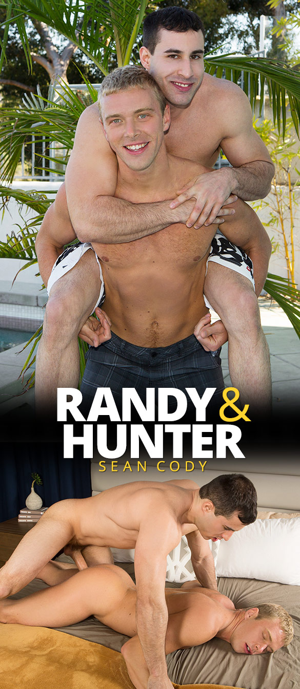 Sean Cody: Randy barebacks Hunter