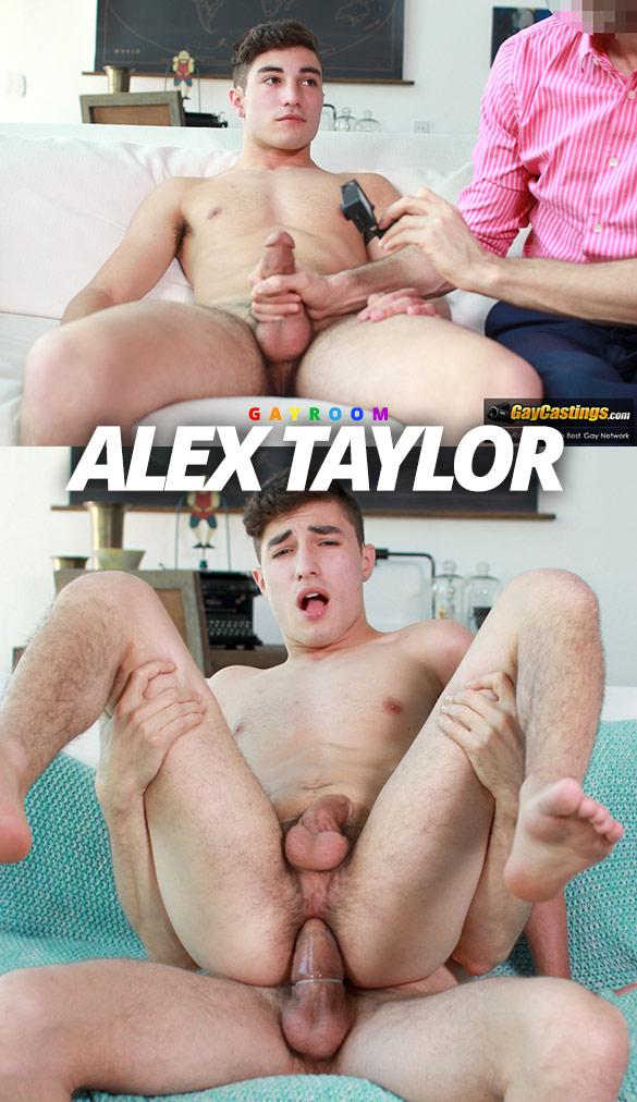 GayRoom: Alex Taylor's casting