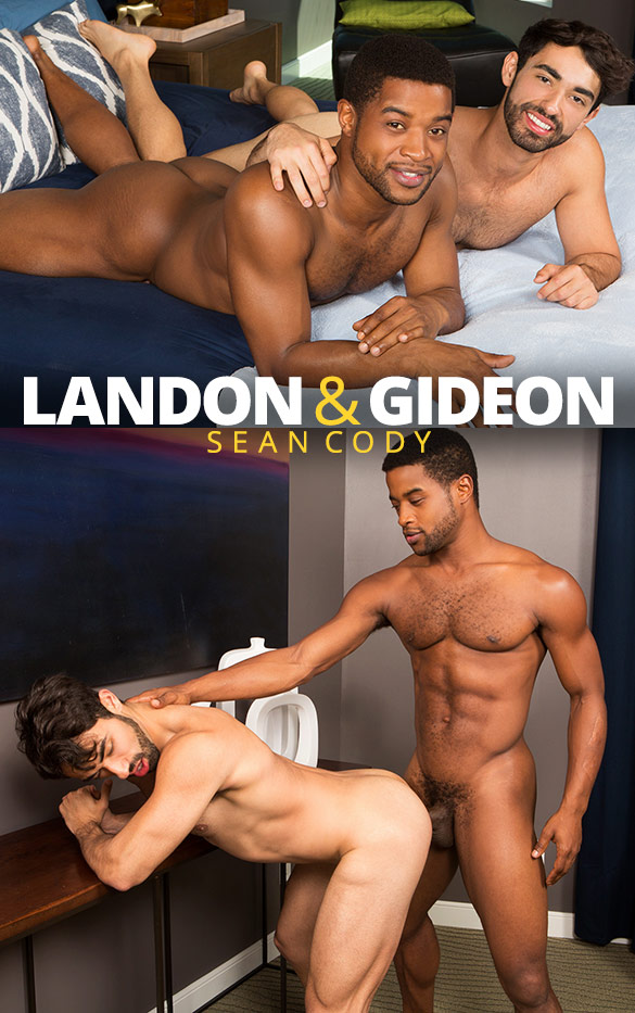 Sean Cody: Landon barebacks Gideon