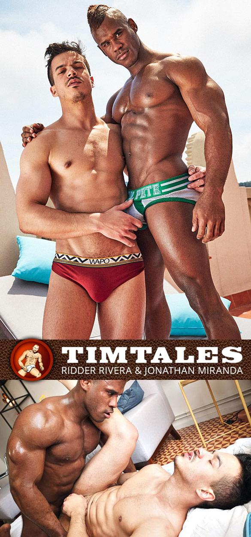 TimTales: Ridder Rivera pounds Jonathan Miranda raw