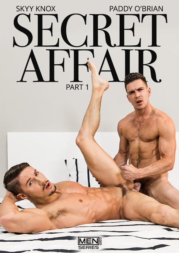 """Men.com: Paddy O'Brian bangs Skyy Knox in """"Secret Affair, Part 1"""""""