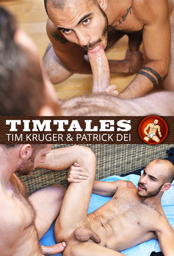 TimTales: Tim Kruger fucks Patrick Dei