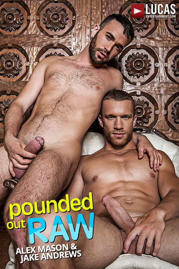 "Lucas Entertainment: Jake Andrews tops Alex Mason in ""Pounded out Raw"""