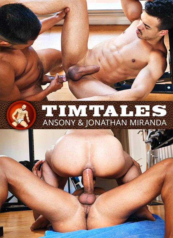 TimTales: Ansony creams Jonathan Miranda