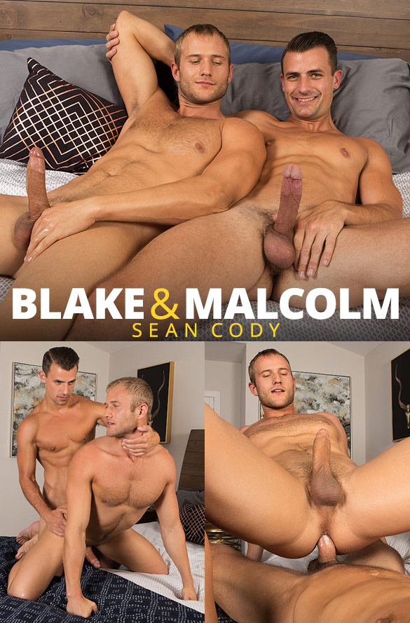 Sean Cody: Malcolm bangs Blake raw