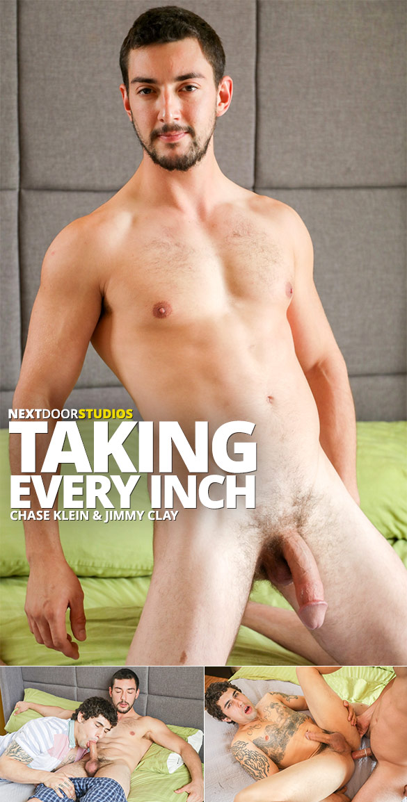 Next Door Studios: Jimmy Clay bottoms for Chase Klein