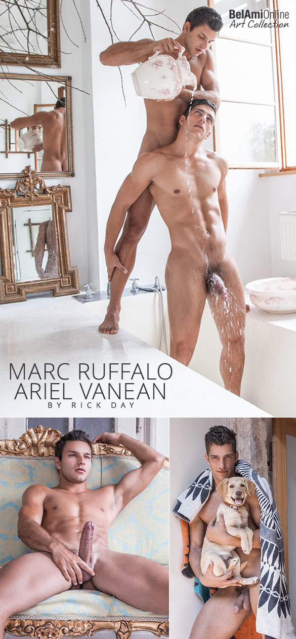 BelAmi: Ariel Vanean & Marc Ruffalo 'Art Collection'