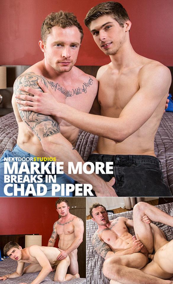 Next Door Studios: Markie More breaks in Chad Piper