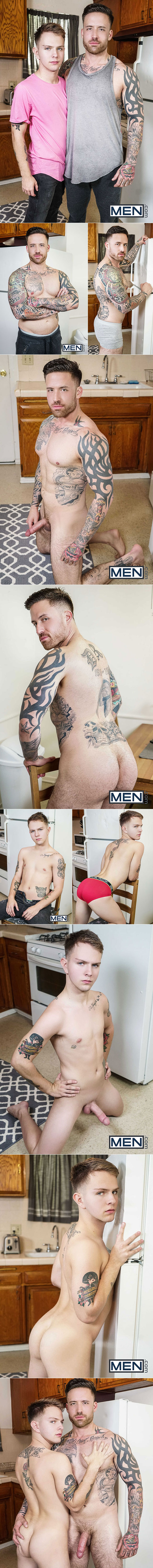 "Men.com: Jordan Levine drills Timothy Drake in ""Private Lessons, Part 2"""