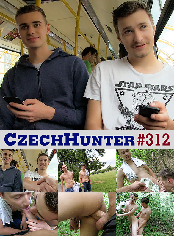 "CzechHunter: ""Episode 312"""