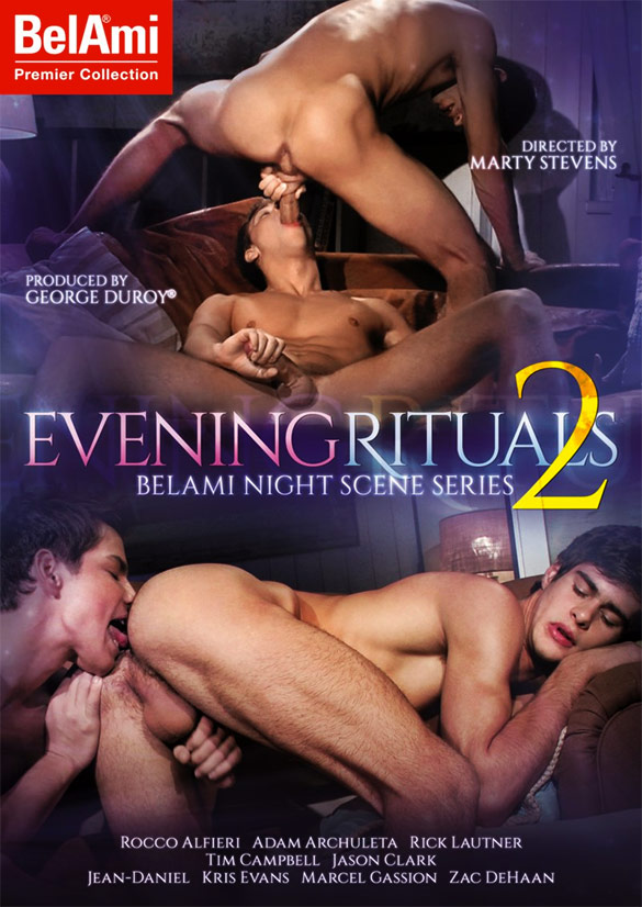 "NakedSword: BelAmi's ""Evening Rituals 2"""