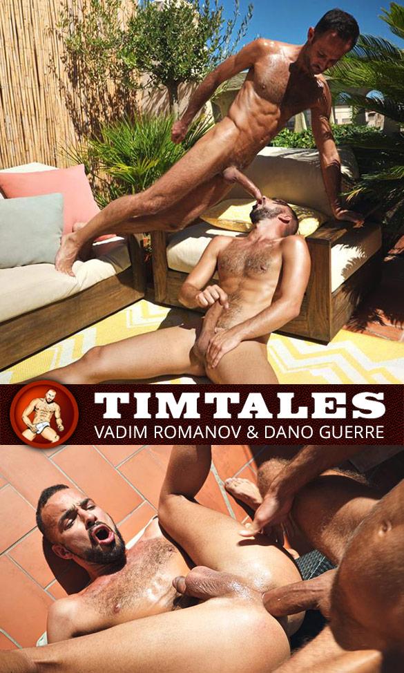 TimTales: Big-dicked Vadim Romanov breeds Dano Guerre