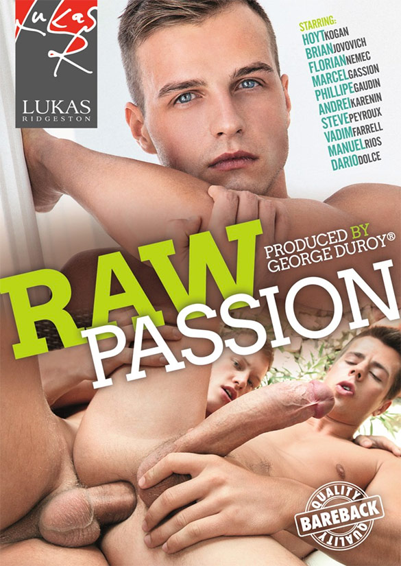 "NakedSword: BelAmi's ""Raw Passion"""
