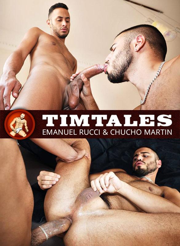 TimTales: Big-dicked Emanuel Rucci bangs Chucho Martin