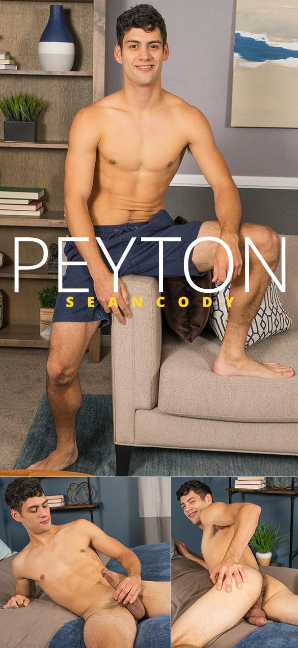 Sean Cody: Peyton rubs one out