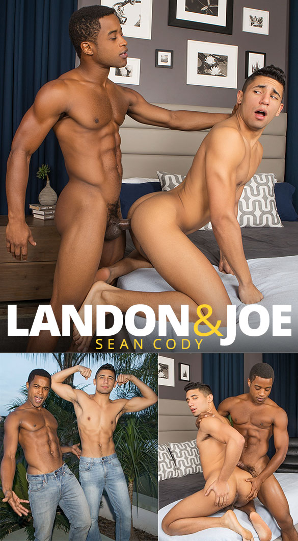 Sean Cody: Landon barebacks Joe