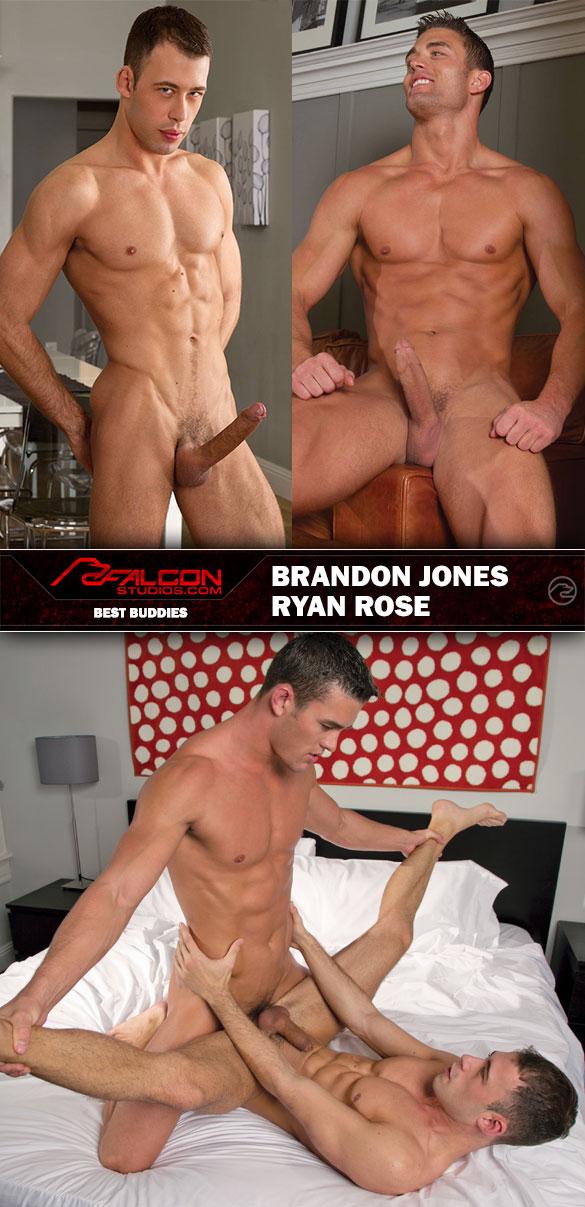 "Falcon Studios: Ryan Rose pounds Brandon Jones in ""Best Buddies"""