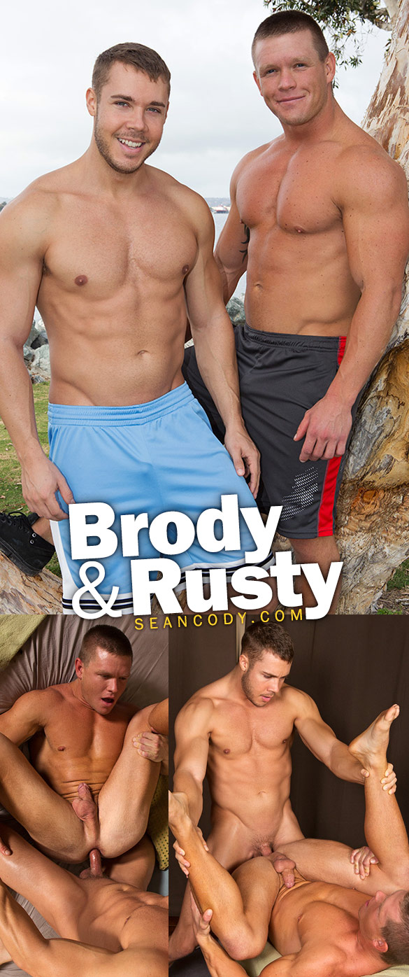 Sean Cody: Brody fucks Rusty bareback