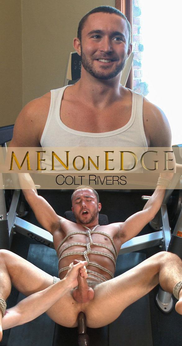 MenOnEdge: Colt Rivers