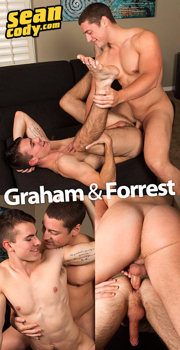 Sean Cody: Forrest barebacks Graham