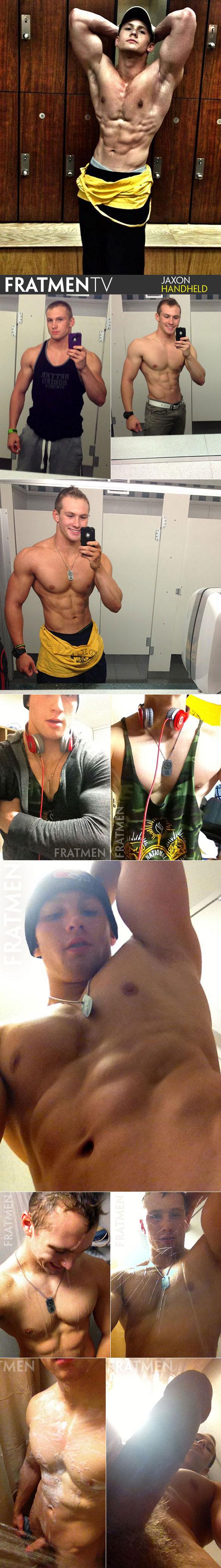 "Fratmen.tv: ""Jaxon Handheld"""