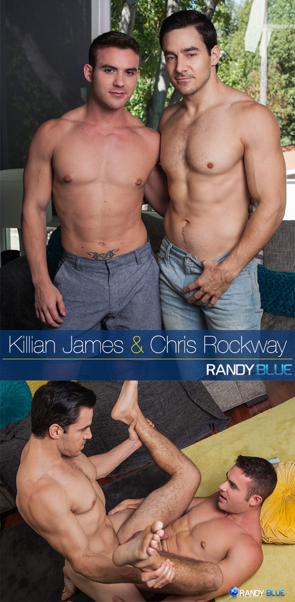 Randy Blue: Chris Rockway fucks Killian James