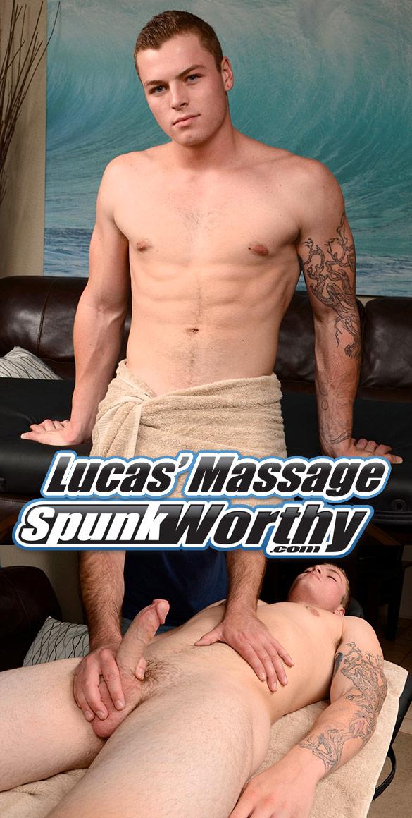 SpunkWorthy: Lucas gets a helping hand
