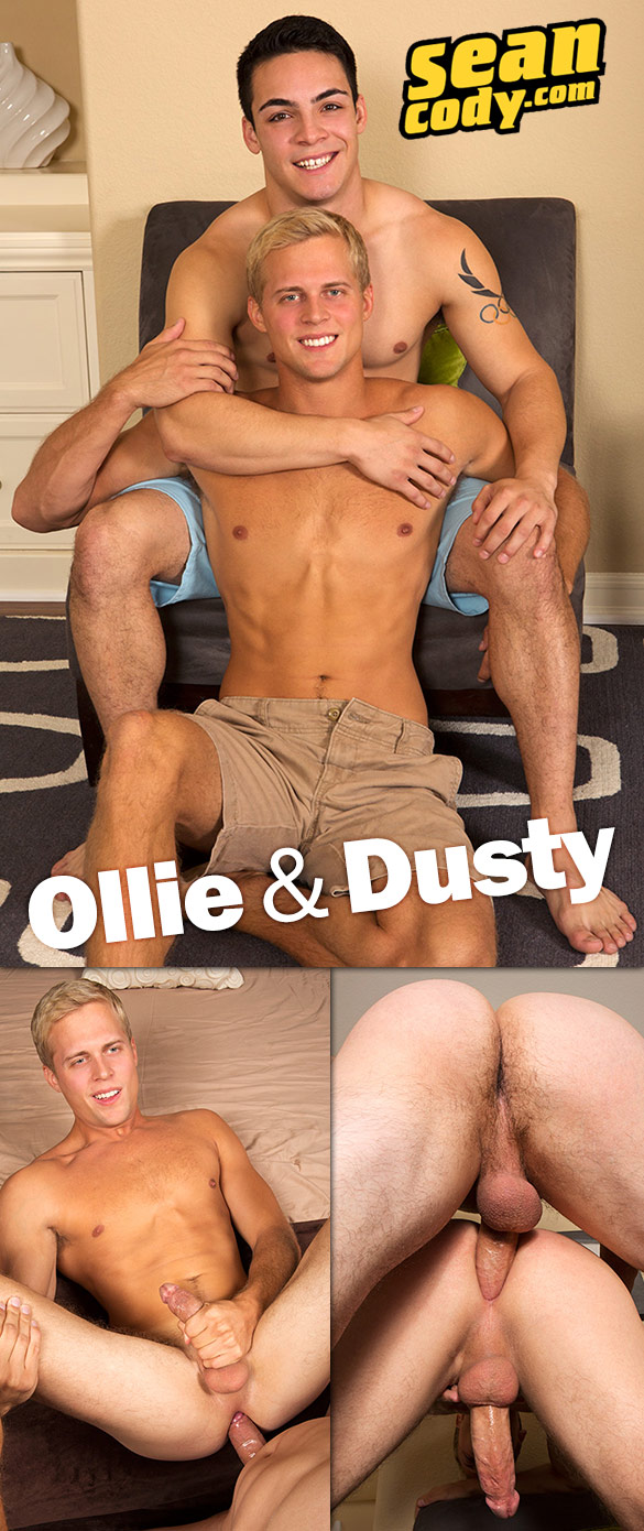 Sean Cody: Ollie barebacks Dusty
