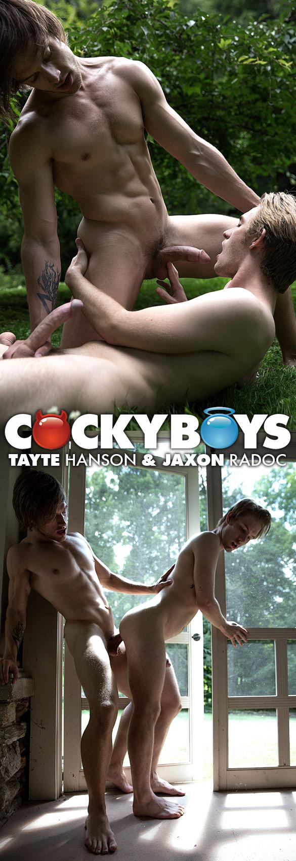 image Tayte hanson drills jaxon radoc scene 1