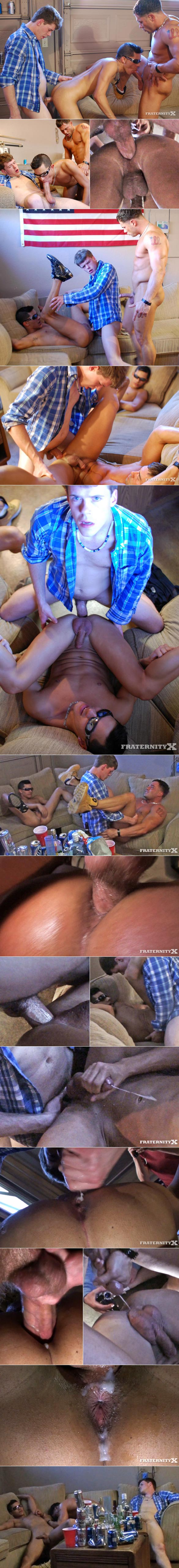 """FraternityX: """"Breed Pretty Boy Hole"""""""