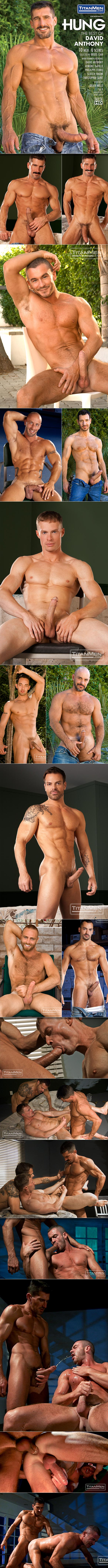 "TitanMen: ""Hung - The Best of David Anthony"""