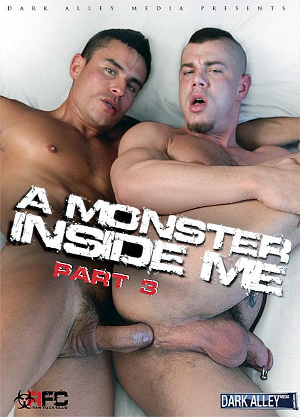"""Naked Sword: Dark Alley Media's """"A Monster Inside Me 3"""""""