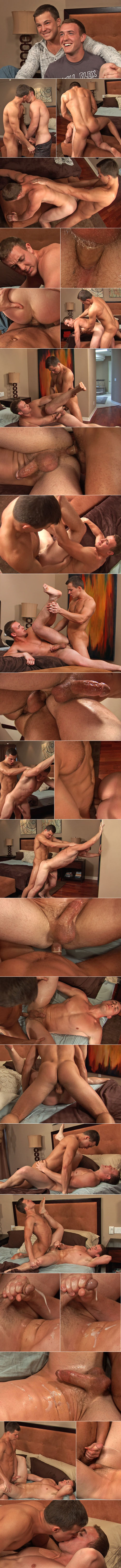 SeanCody: Yuri pops Peter's ass cherry