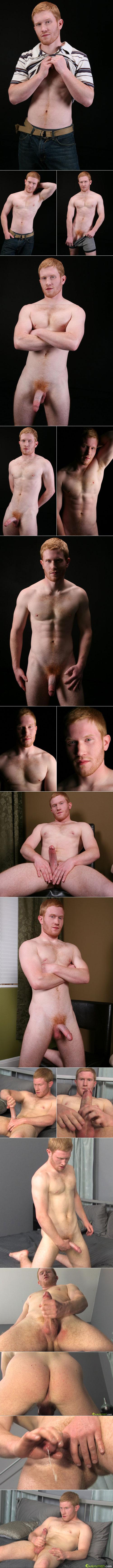 Chaosmen: Ginger stud Carter