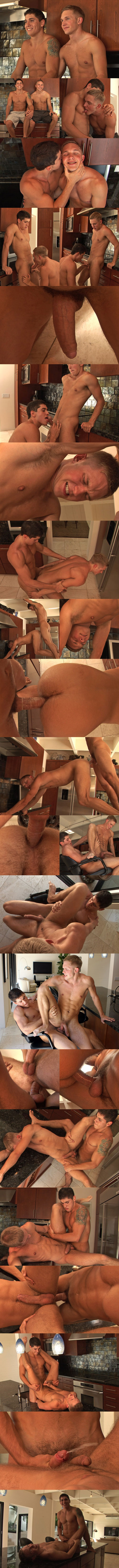 SeanCody: Jake bangs Pete