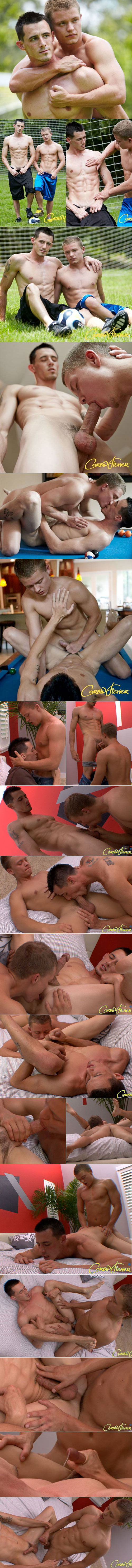 CorbinFisher: Micah's first time